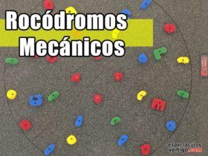 Rocódromos Mecánicos