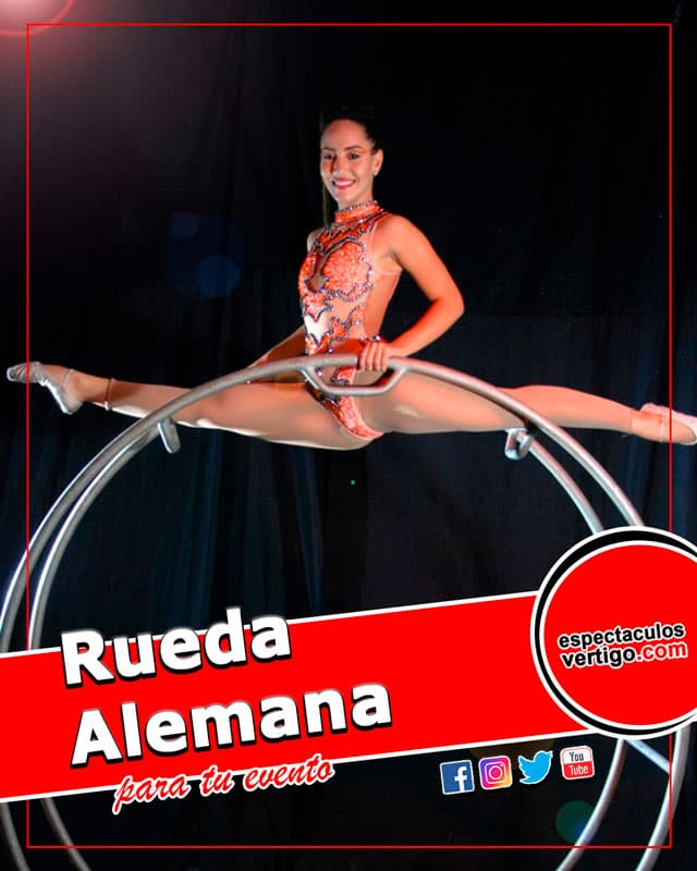 Rueda-Alemana