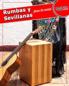 Rumbas y Sevillanas