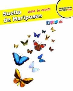 Suelta de Mariposas