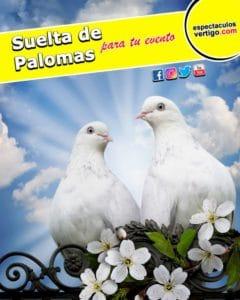 Suelta de Palomas