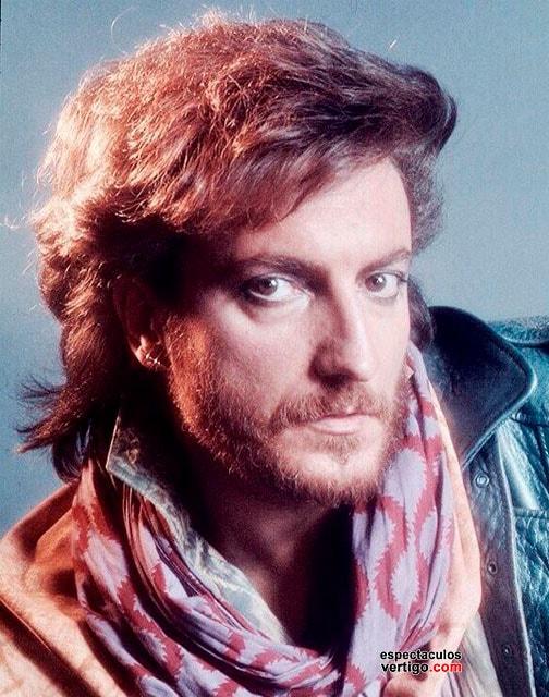 Tino Casal mejor cantante de los 80