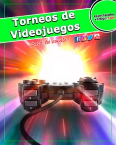 Torneos de Videojuegos
