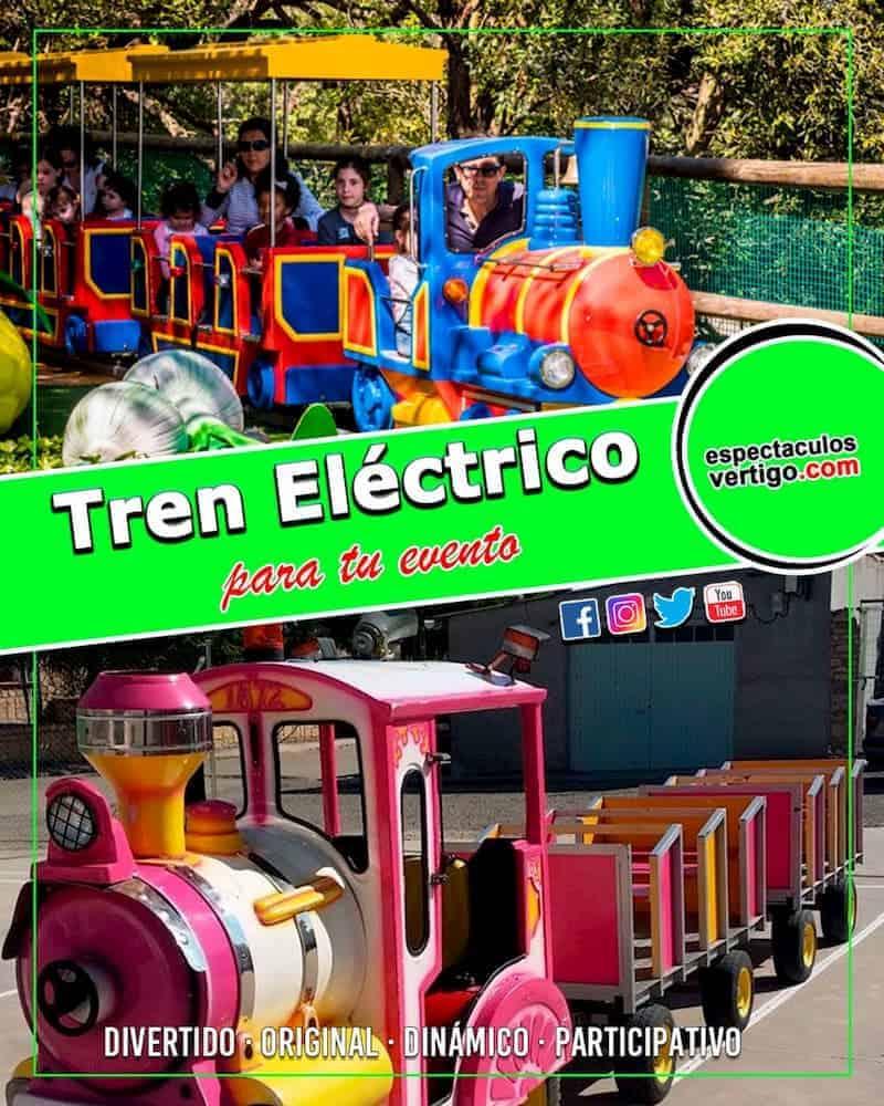 Tren Electrico