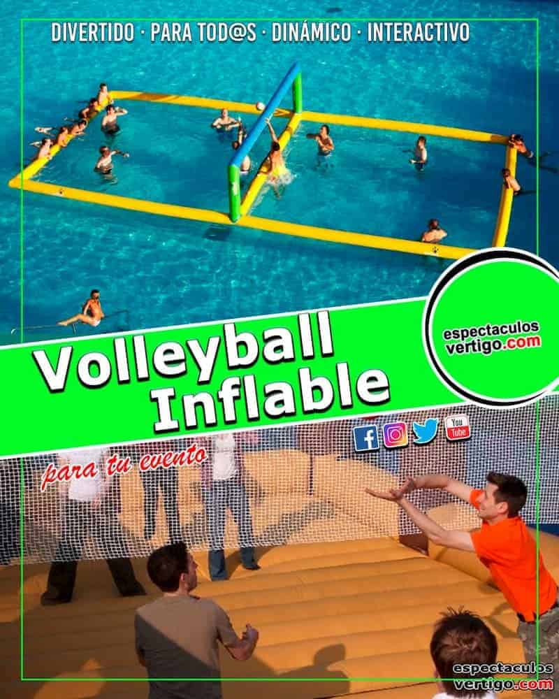Volleyball Inflable
