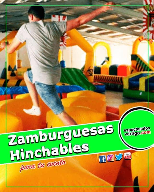 Zamburguesas-Hinchables