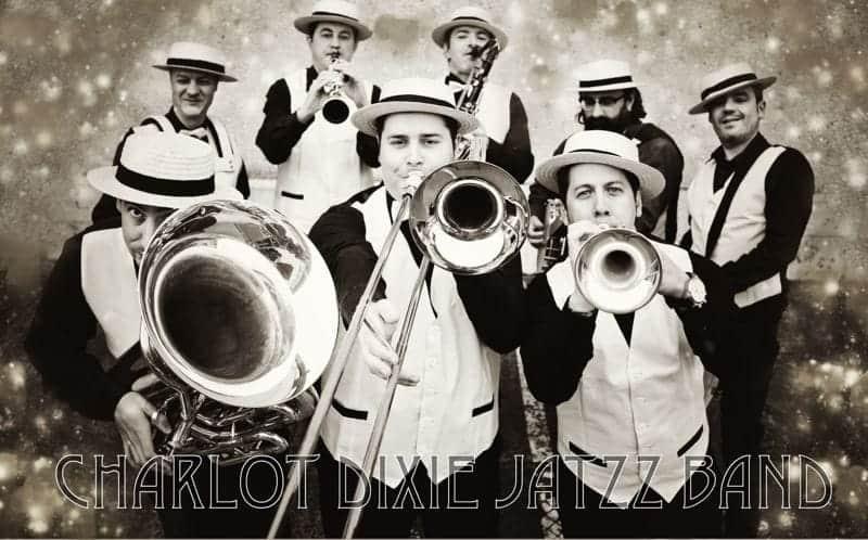 02-Charlot-Dixie-Band