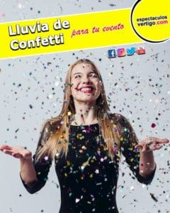 Lluvia de Confetti